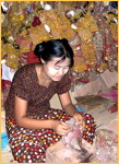 Marionnettistes de Birmanie