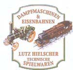 designer model steam engine Lutz Hielscher
