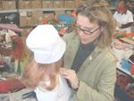 créateur poupée de collection Nicole Marschollek-Menzner