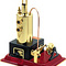 model steam engine stationary steam engine D3 - Vertical static Steam Engine Wilesco 69.23 € vat incl.