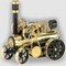 model steam engine mobile steam engine D430 - Steam Locomobile Wilesco 300.00 € vat incl.
