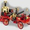 model steam engine mobile steam engine D305 - Mobile Steam Fire Engine Wilesco 369.00 &euro; vat incl.