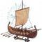 bateau à assembler Artesania Latina Bateau Viking Kit 66.00 € ttc