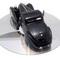 détail miniature de voiture Bugatti 57C Atalante porte ouverte Heco Miniatures