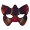 Venetian mask leather masks Arlecchino Farfalla Arlecchino Blue Moon Mask 30.00 € vat incl.