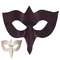 Venetian mask leather masks Volare Volare Black Blue Moon Mask 29.90 &euro; vat incl.