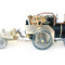 model steam engine mobile steam engine kit Traction engine, Kit Lutz Hielscher 500.66 € vat incl.