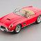 miniature de voiture Ferrari Ferrari 250GT SWB Califionia Spyder - Red CMC Modelcars 310.03 € ttc