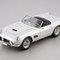 miniature de voiture Ferrari Ferrari 250 GT SWB California Spyder- silver CMC Modelcars 325.00 € ttc