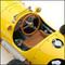 détail miniature de voiture Ferrari 500 F2 1954  GP Berlin (Swaters) (Exoto 97194) Exoto