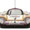 détail miniature de voiture Jaguar XJR9 1988 Silk Cut  #1 Le Mans 88 (Exoto MTB00102) Exoto