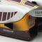 détail miniature de voiture Jaguar XJR9 1988 #1 Le Mans 88 Finish Line (Exoto MTB00102 FLP) Exoto