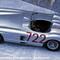 miniature de voiture course Mille Miglia Mercedes-Benz 300 SLR #722 Mille Miglia 1955 CMC Modelcars 300.00 € ttc