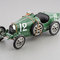 miniature de voiture course Bugatti Type 35 GP #12 Great Britain Green CMC Modelcars 259.87 € ttc
