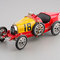 miniature de voiture course Bugatti Type 35 GP #14 Spain Red CMC Modelcars 259.00 &euro; ttc