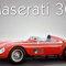 miniature de voiture course Maserati 300S, 1956 CMC Modelcars 336.12 € ttc