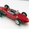miniature de voiture Ferrari Dino 156F1, 1961  Sharknose  CMC Modelcars 234.00 € ttc