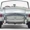 détail miniature de voiture Cobra Shelby 260 aluminium (Exoto 18120) Exoto