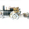 model steam engine mobile steam engine kit Road roller, Kit Lutz Hielscher 501.60 € vat incl.