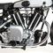 détail miniature de moto Brough Superior Ss100 T.e.lawrence 1925-35 Minichamps