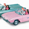 Aroutcheff Dottie & Pinky, Pin' up Las Vegas - Ford Thunderbird 1963 Metal Green Aroutcheff