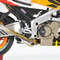 détail miniature de moto Honda Rc211v - Repsol - Hayden Minichamps