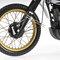 détail miniature de moto Yamaha Xt500 1981 Gold Wheels Minichamps