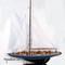 détail maquette de bateau, voilier, runabout Velsheda 60 cm Gia Nhien