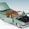 miniature de voiture Caddy Eldorado 1959 The Franklin Mint