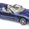 détail miniature de voiture Chevrolet Corvette C5 2004 comm edition The Franklin Mint