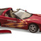 miniature de voiture Chevrolet Corvette pace car 50th anni 2003 The Franklin Mint