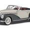 détail miniature de voiture Mercedes 300sc 1957 The Franklin Mint