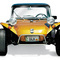 miniature de voiture Meyers Max Dune Buggy The Franklin Mint