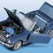 détail miniature de voiture Ford Mustang 1964 The Franklin Mint