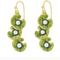 Earrings 3  Nympheas  50.00 € vat incl.