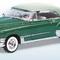 détail miniature de voiture Cadillac Coupé de ville 1949 The Franklin Mint