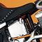 détail miniature de moto Harley Davidson Softail classic The Franklin Mint