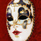 Venetian mask  Blue Moon Mask 28.00 € vat incl.