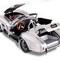 détail miniature de voiture Shelby Cobra 424 s/c 1966 The Franklin Mint
