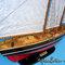 détail maquette de bateau, voilier, runabout Bluenose 80 cm Gia Nhien