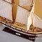 détail maquette de bateau, voilier, runabout Lynx (coque 60 cm) Gia Nhien