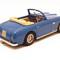 détail miniature de voiture Ferrari 166 Inter Cabriolet Bertone  1950 Bleu Ilario
