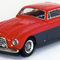 miniature car sport Ferrari 212 Inter Vignale Coupe 0219EL 1952 red / grey Ilario