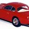 détail miniature de voiture Ferrari 250 GT TDF Zagato 1957 Restaurée Rouge Ilario