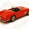détail miniature de voiture Ferrari 250 GT LWB Spyder California Ilario