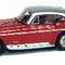 détail miniature de voiture Ferrari 250 MM Vignale Coupé 0334 MM 1953 Burgundy/gris Ilario