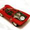 détail miniature de voiture Ferrari 250 P5 Prototipo Pininfarina Genève 1968 Rouge Ilario