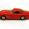 détail miniature de voiture Ferrari 250GT Drogo  Siebenthal Rouge Ilario
