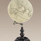 globe terrestre, céleste, astrolabe globe terrestre Globe Trianon 14 cm Authentic Models -AM- 61.20 € ttc