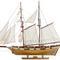 maquette de bateau, voilier, runabout voilier historique goëlette Albatros - 70 cm Premier Ship Models 333.60 € ttc